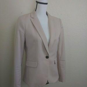 H&M Cream blazer size 10